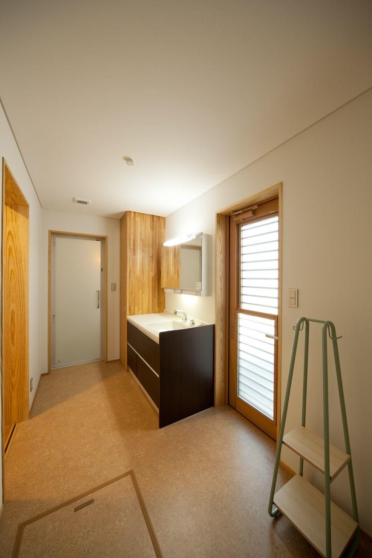 SDILの部屋 洗面脱衣室