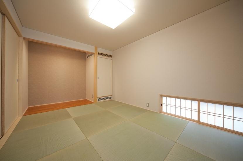 SDILの部屋 和室