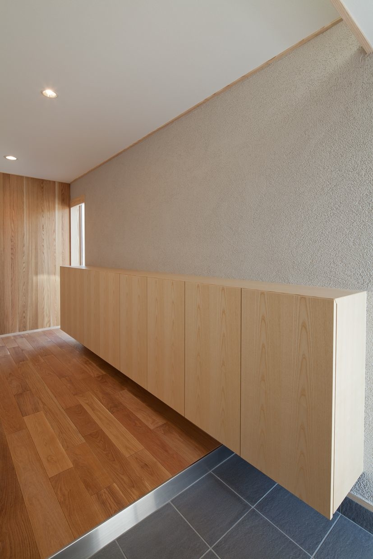 SDILの部屋 玄関