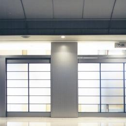 企業本社屋のホールデザイン・リノベーション
