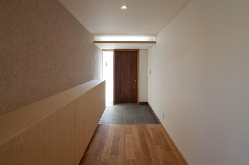 SDILの部屋 玄関 内観
