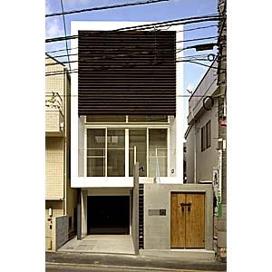 建築家:筒井紀博「華門楽家」