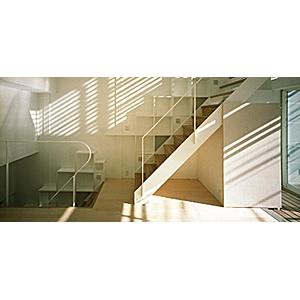 華門楽家の写真 階段