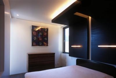 寝室 (KI espace)