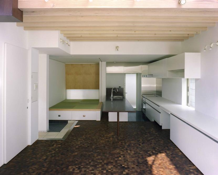 +400の部屋 キッチン