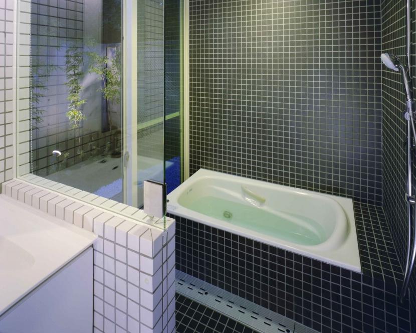 +400の部屋 浴室