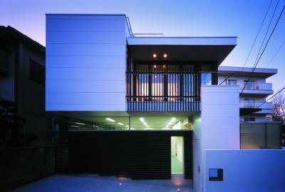 KI espace (外観)