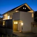 蔦村 賢一郎の住宅事例「回遊する家(S邸)」