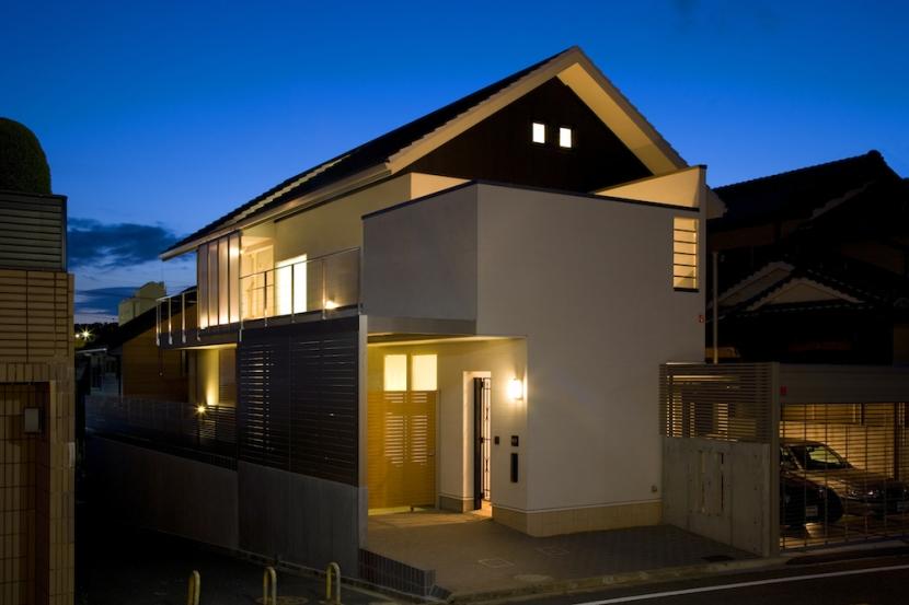 建築家:蔦村 賢一郎「回遊する家(S邸)」