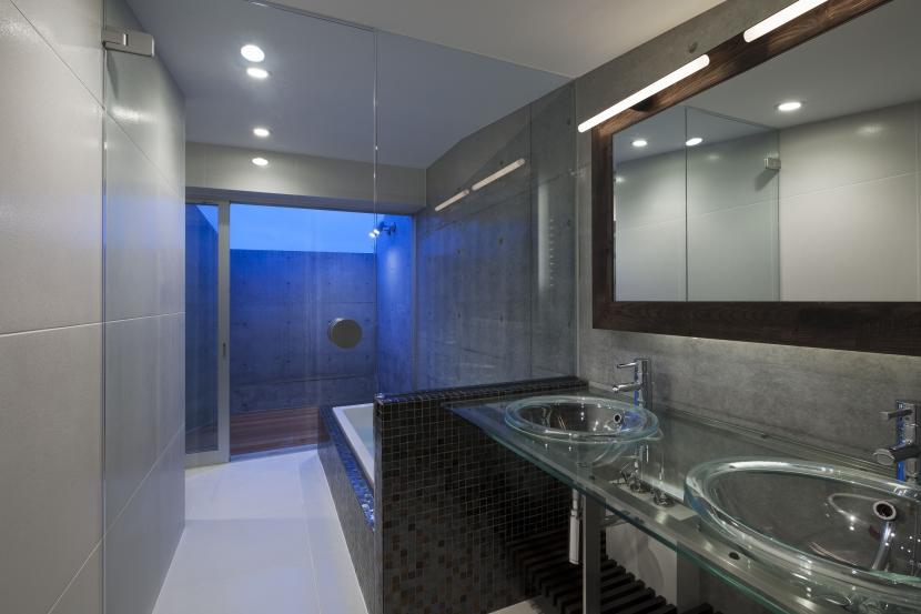 cavernaの部屋 バスルーム