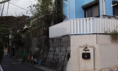 上祖師谷の家