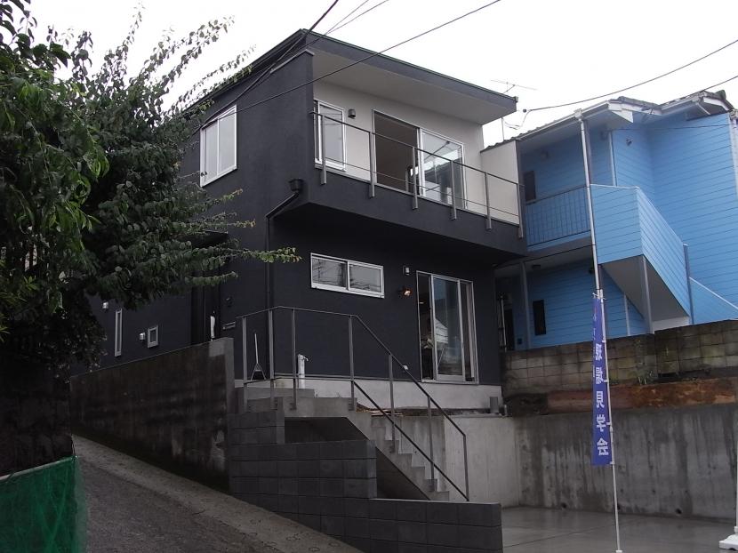 上祖師谷の家 (上祖師谷の家|外観2(アフター))