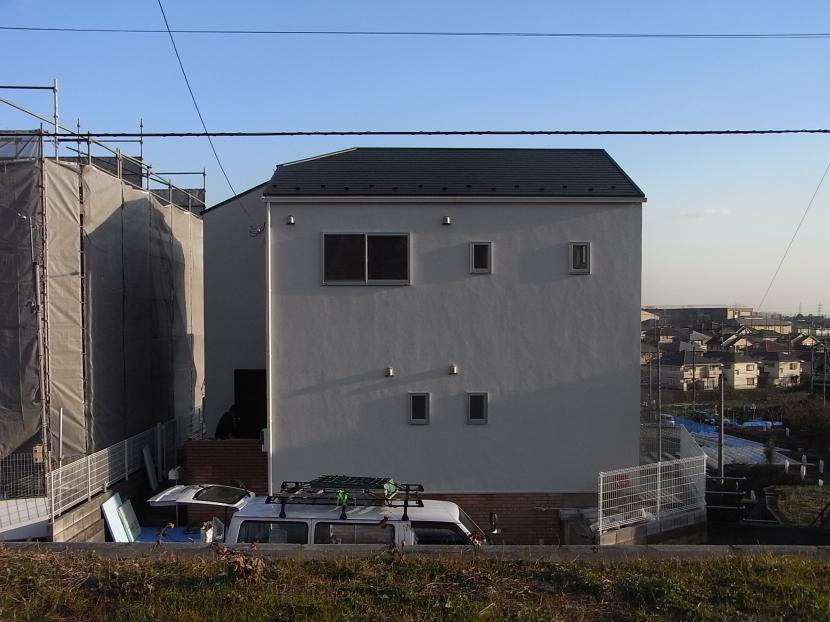 新百合ヶ丘の家の写真 新百合ヶ丘の家|外観2