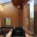 長浜信幸の住宅事例「眺めの良いルーフテラスの家」