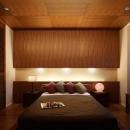 クラフトの住宅事例「リゾートホテルのような贅沢空間」