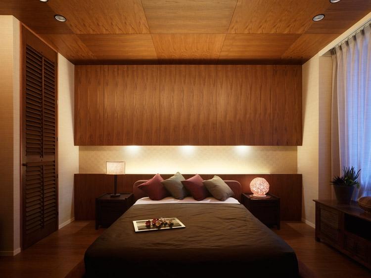 リフォーム・リノベーション会社:クラフト「リゾートホテルのような贅沢空間」