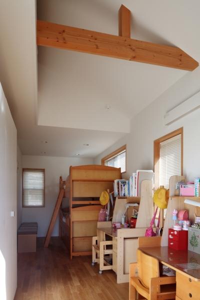 子供部屋 (建て売り住宅のリノベーション)