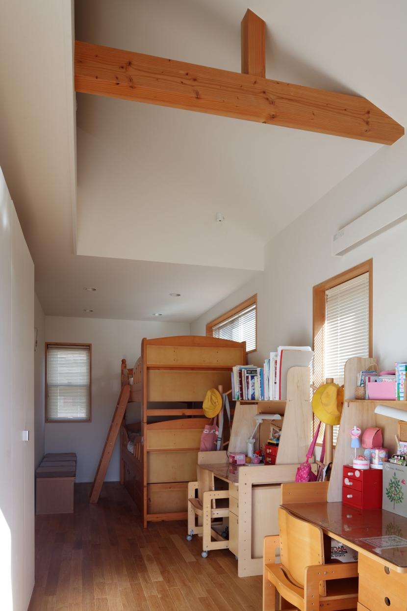 建て売り住宅のリノベーションの部屋 子供部屋