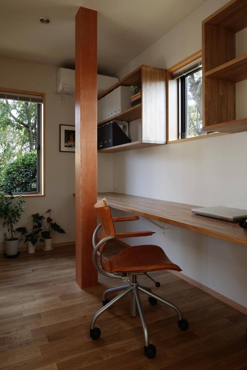 日本家屋のリノベーションの部屋 書斎
