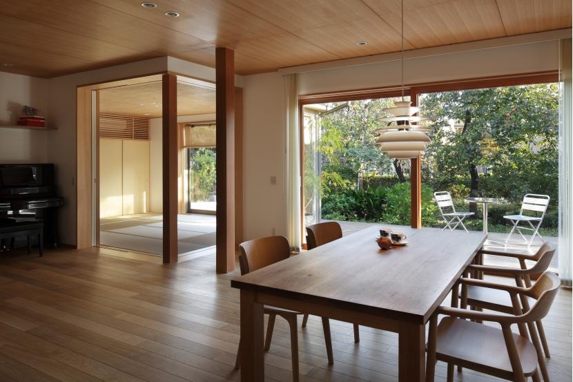 リノベーション・リフォーム会社:所縁家(ユカリエ)倶楽部「日本家屋のリノベーション」