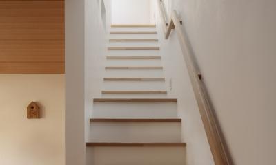 日本家屋のリノベーション (階段)