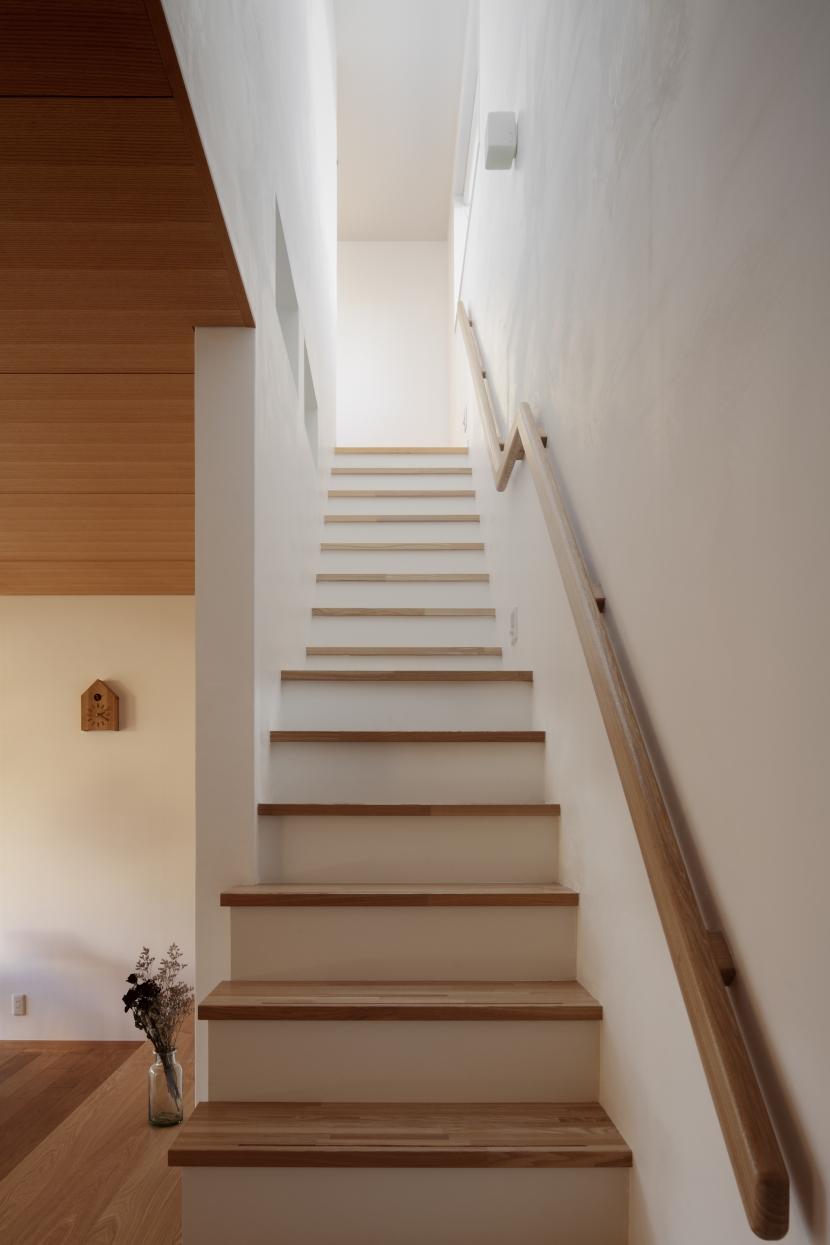 日本家屋のリノベーションの部屋 階段