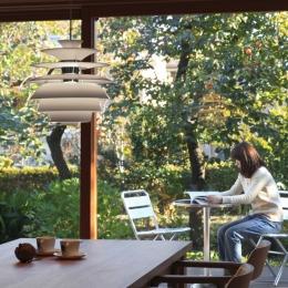 デッキテラス (日本家屋のリノベーション)