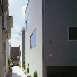 流れの家 (路地)