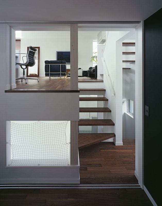 建築家:須川哲也+須川真紀子「流れの家」