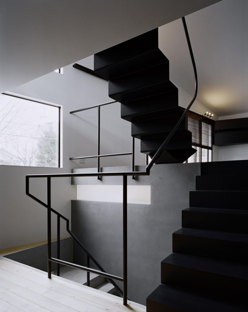 balenaの部屋 階段
