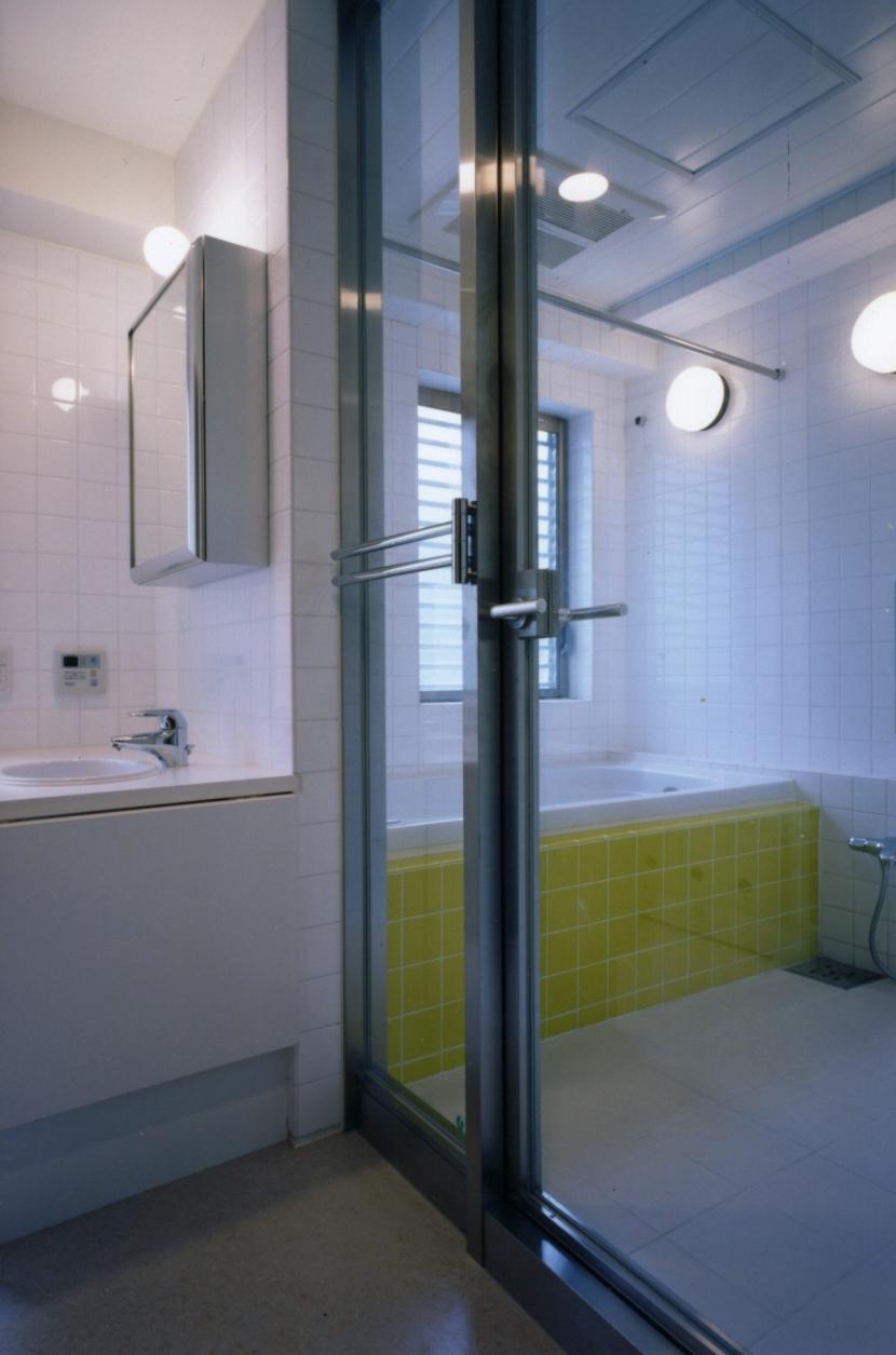 世田谷区 N邸の部屋 浴室