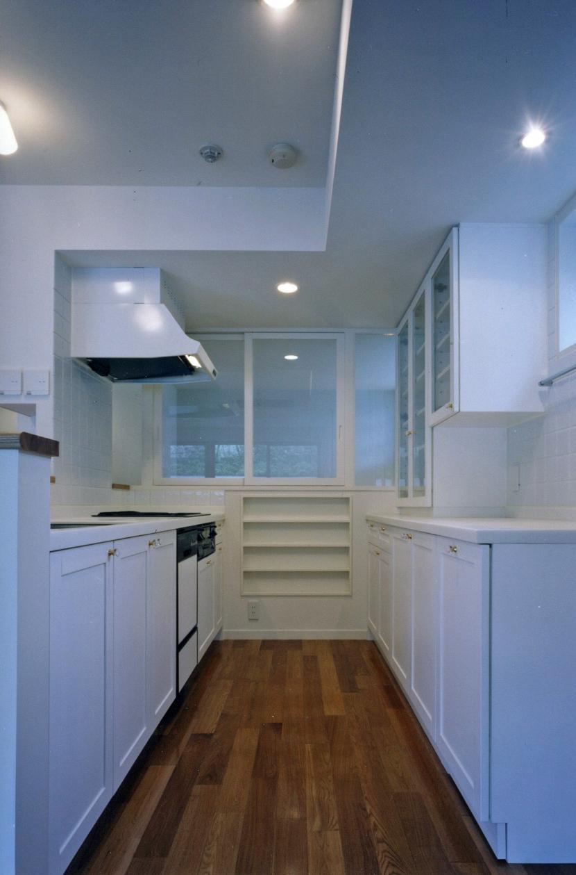 世田谷区 T邸の写真 キッチン