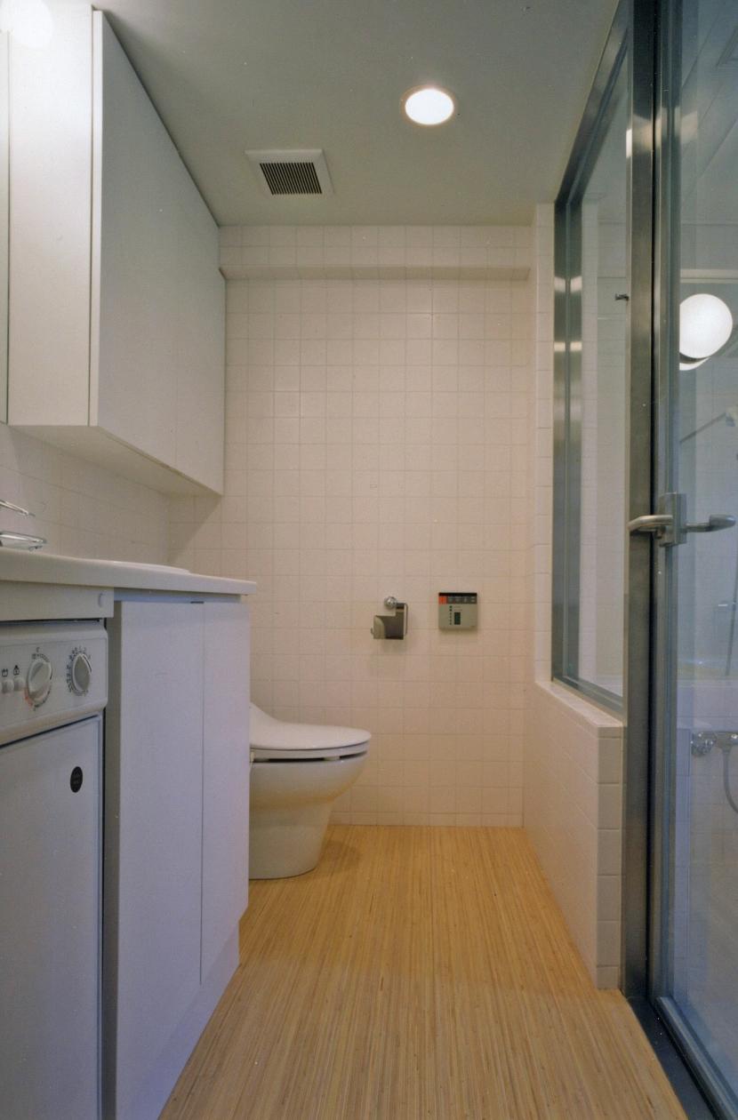 世田谷区 T邸の写真 洗面室