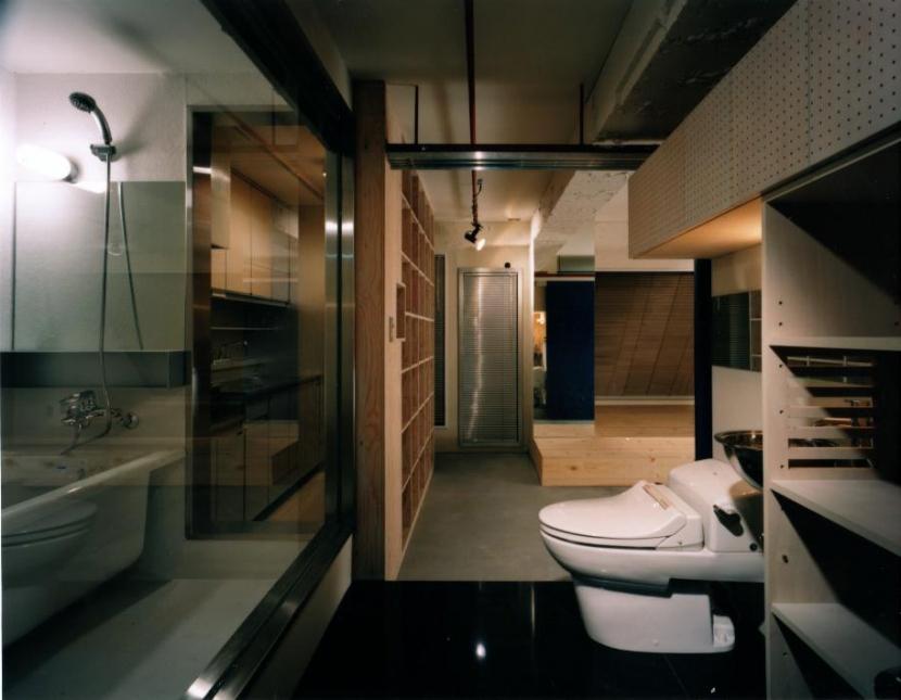 港区 S邸の部屋 サニタリースペース