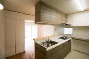 墨田区 S邸 (キッチン1)
