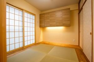江戸川区 T邸の部屋 熊本県八代市の国産イ草の和室