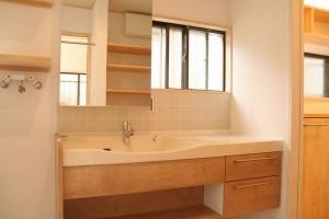 U邸の写真 洗面スペース