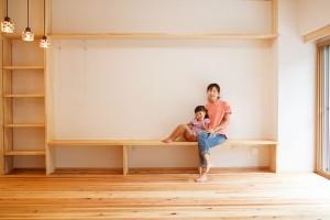 江戸川区 Y邸の部屋 リヴィング