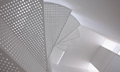 保土ヶ谷の家 (階段)