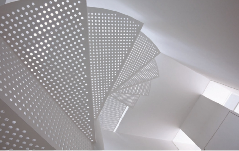 保土ヶ谷の家の部屋 階段