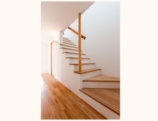 みどりが丘の家 (階段)