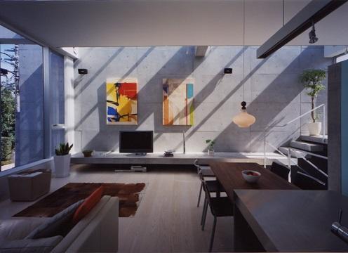建築家:田井勝馬「宮前の家」