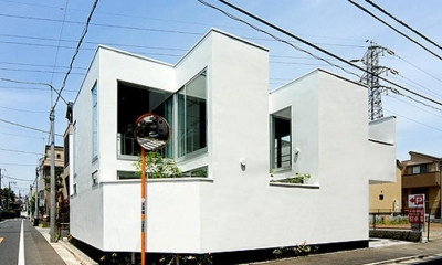 深沢の家 (外観1)