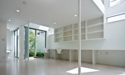 深沢の家 (子供室2)