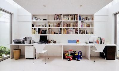 深沢の家 (子供室3)