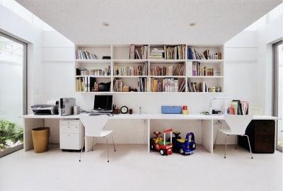 子供室3 (深沢の家)