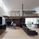田井勝馬の住宅事例「下馬の家」