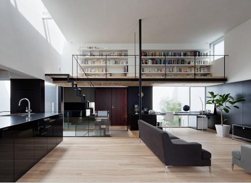 建築家:田井勝馬「下馬の家」