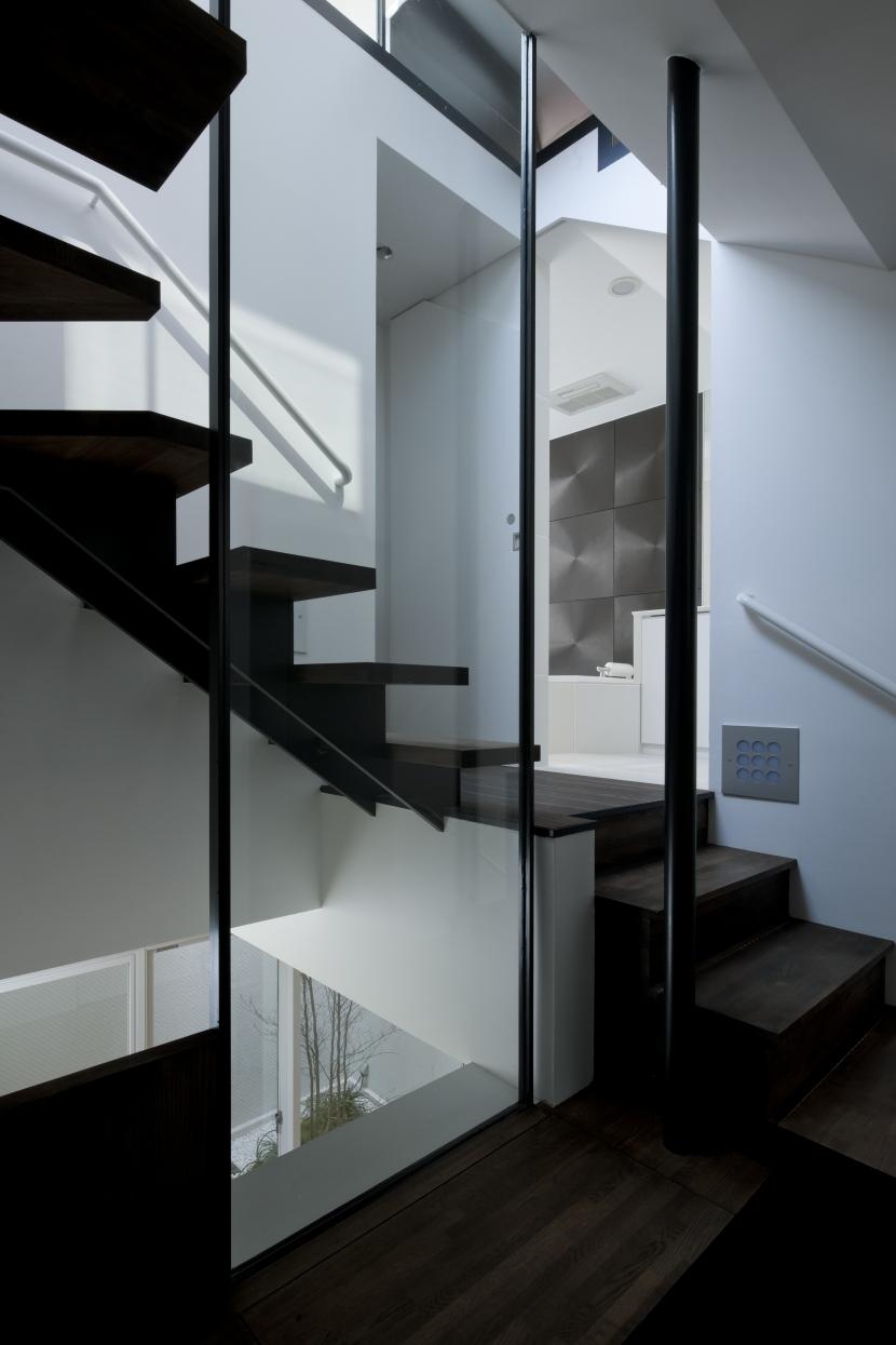 metisの部屋 階段