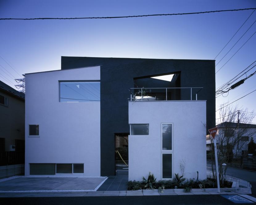 建築家:筒井紀博「metis」